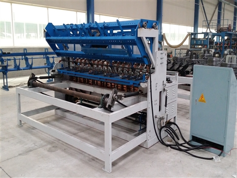 Panel mesh building mesh welding machine
