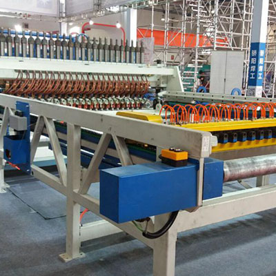 Steel reinforcing mesh machine wholesale