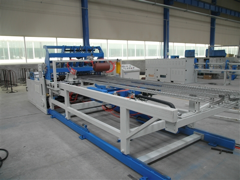 Animal cages mesh welding production line