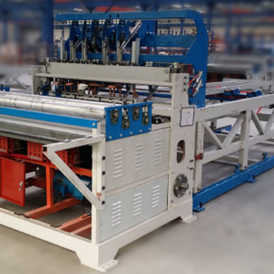 Animal breed cages mesh welding machine