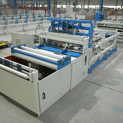 Good quality wire mesh welding machine