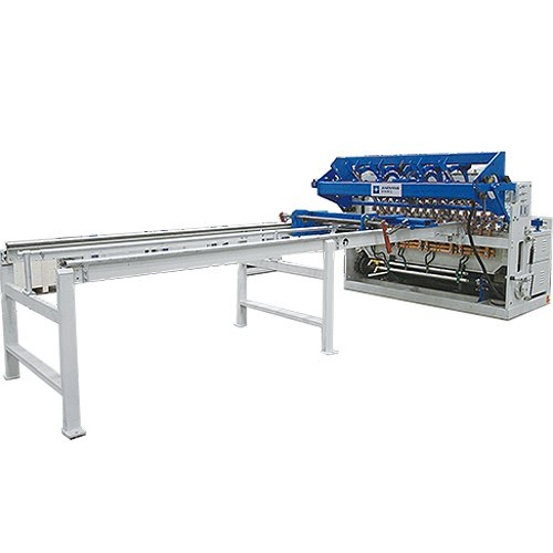 Fully Automatic Construction Building Steel Wire Mesh Welding Machine