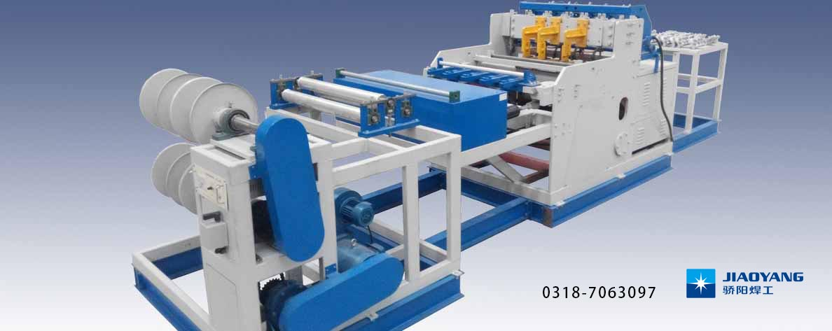 Hebei Jiaoyang brick force steel welded mesh machine manufacturer