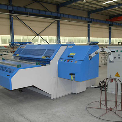 China crimped Double Fully automatic welded wire mesh machine