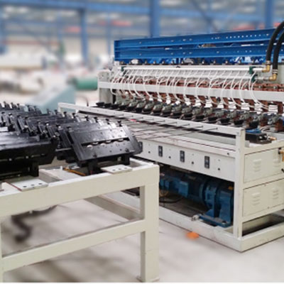 Concrete Reinforcing Steel Wire Mesh Welding Machines