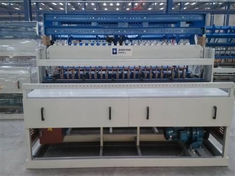 The functions of building mesh welded machine