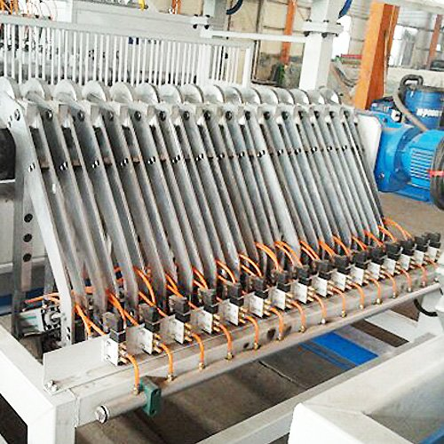 Full Automatic Reinforcing Mesh Producting Line