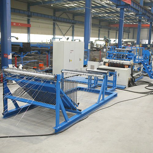 Shelves Mesh Welding Production Line
