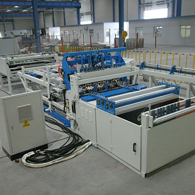 China poultry mesh production line exporter
