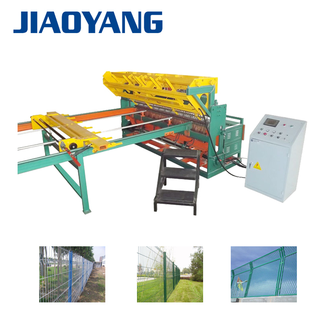 Best Price Automatic Welded Wire Mesh Fence Machine China Manufacture