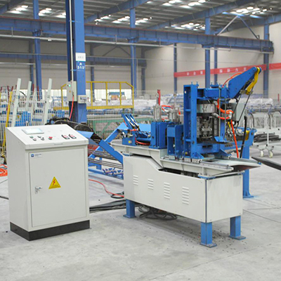 PLC Control Chicken Mesh Making Machine