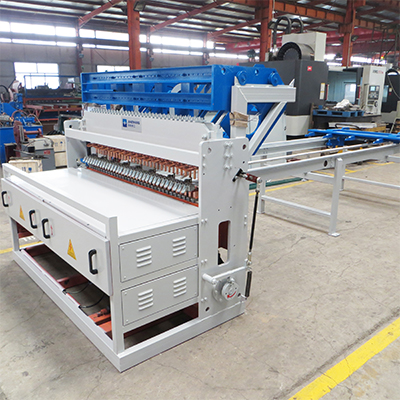 Jiaoyang Temporary Fence Welded Wire Mesh Machine