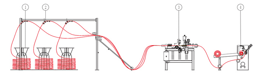 brick force mesh welded machine