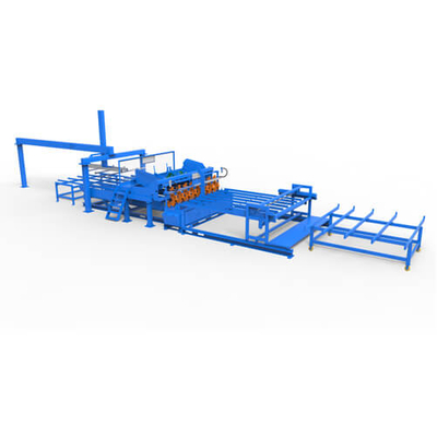 358 Anti-Climb Mesh Welding Production Line