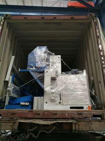 Construction mesh welding machine sold to Malaysia